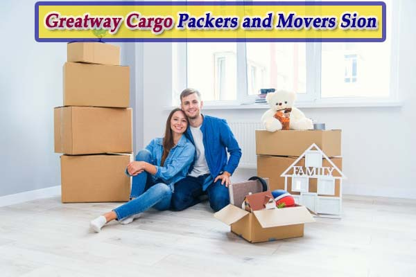 Packers and Movers Sion