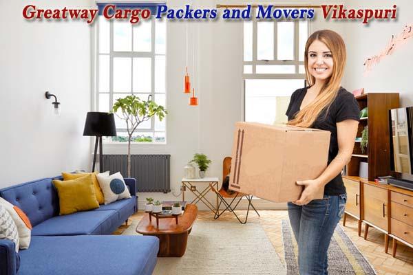Packers and Movers Vikaspuri
